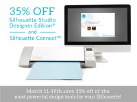 Silhouette Studio Designer Edition and Silhouette Connect