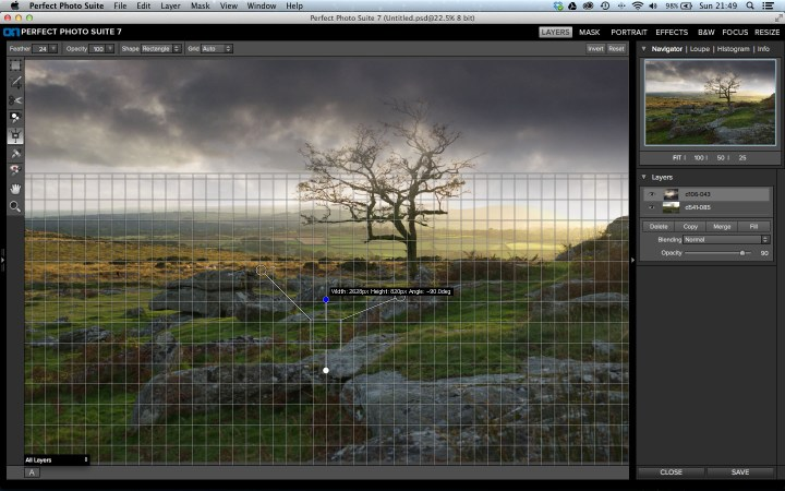Perfect Layers blend modes