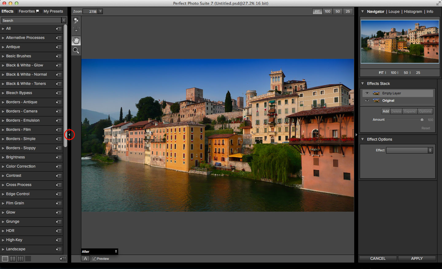 Perfect Effects blending modes