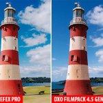 Film simulation plug-ins