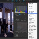 DxO Optics Pro custom workspace