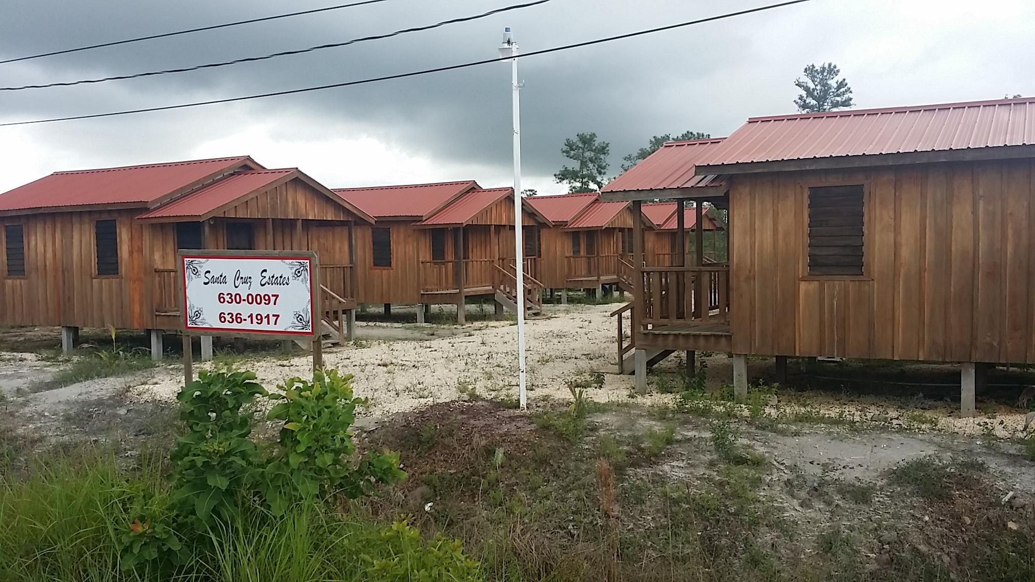 Mennonite Home Builders Belize - Homemade Ftempo