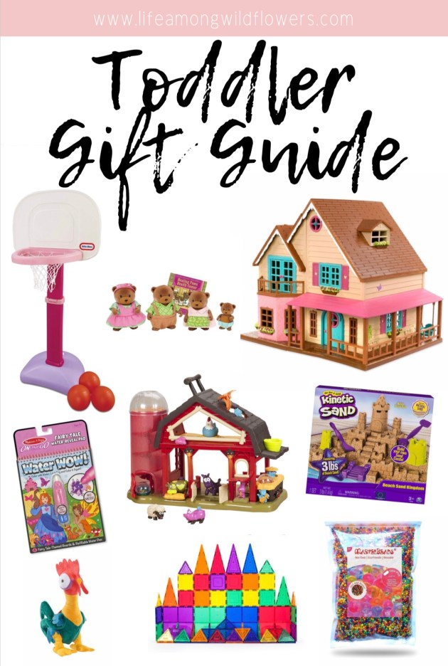 Looking for the perfect Holiday or Birthday Gift Idea for a Toddler?