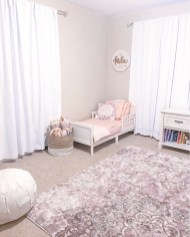 Boho Toddler Girls Room
