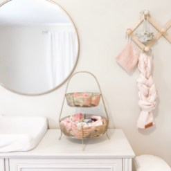 Changing Table Decor
