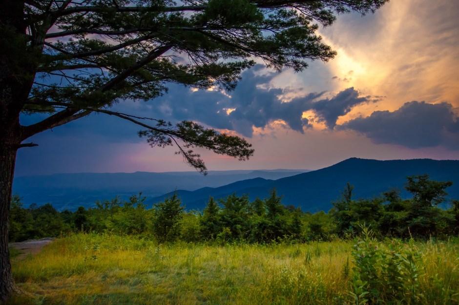 Pass Mountain Overlook