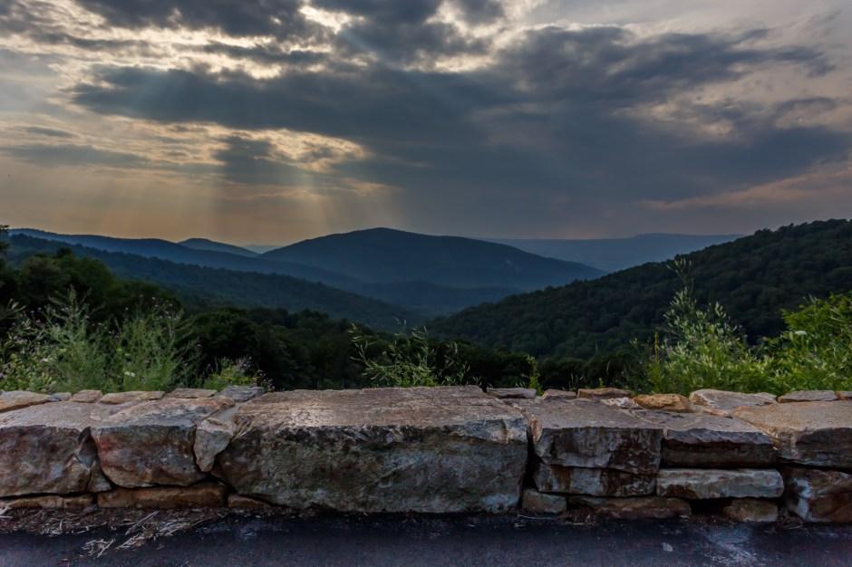Rocky Mount Overlook