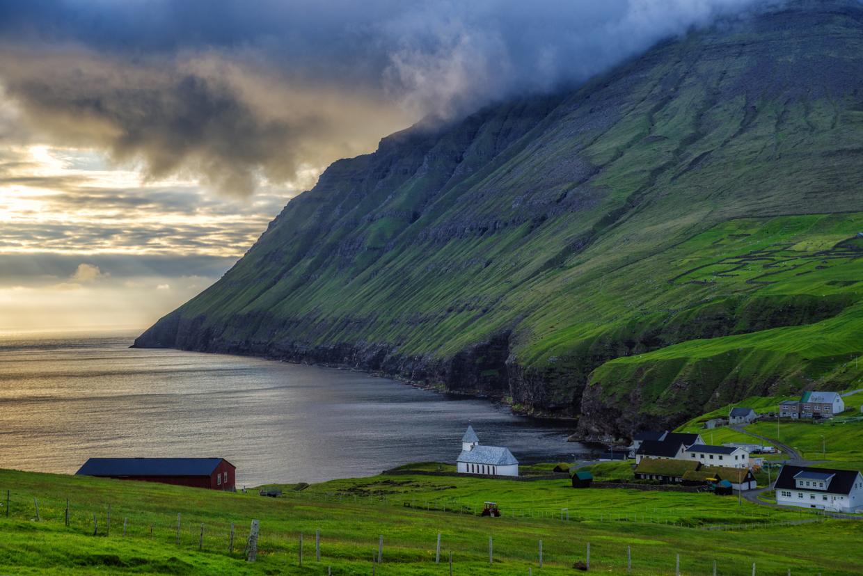 Faroe Islands, Day 3 — Vestmanna & Viðareiði