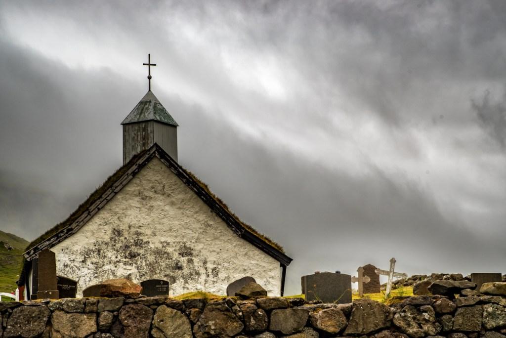 Church at Saksun