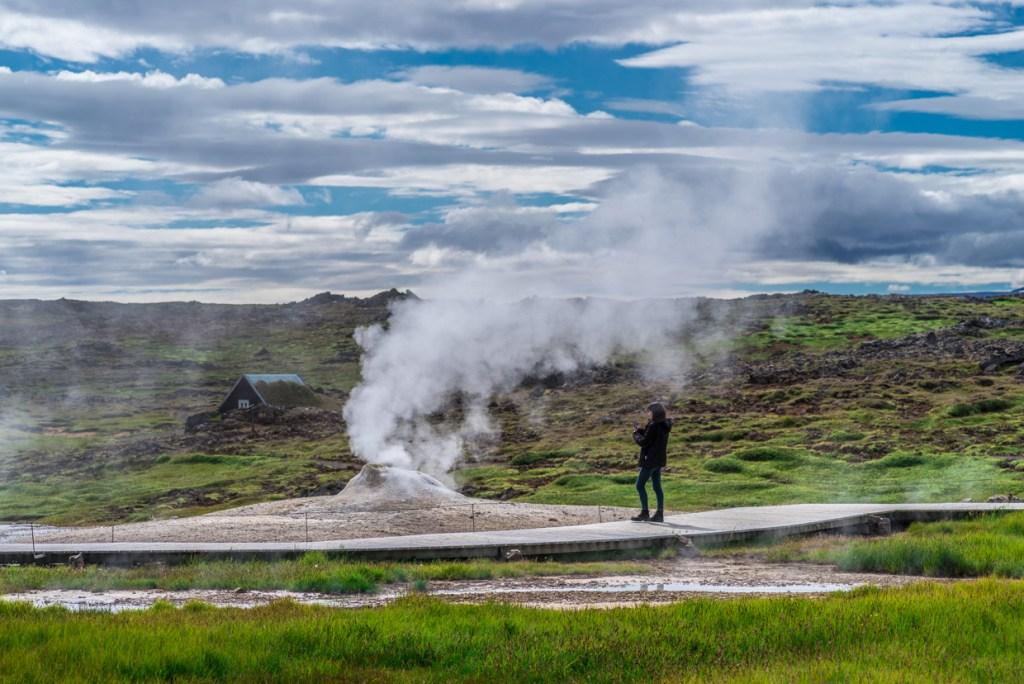 Hveravellir Geothermal Area