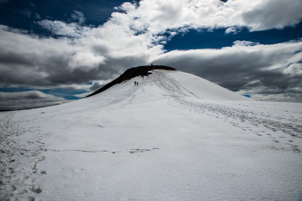Fimmvörðuháls trail