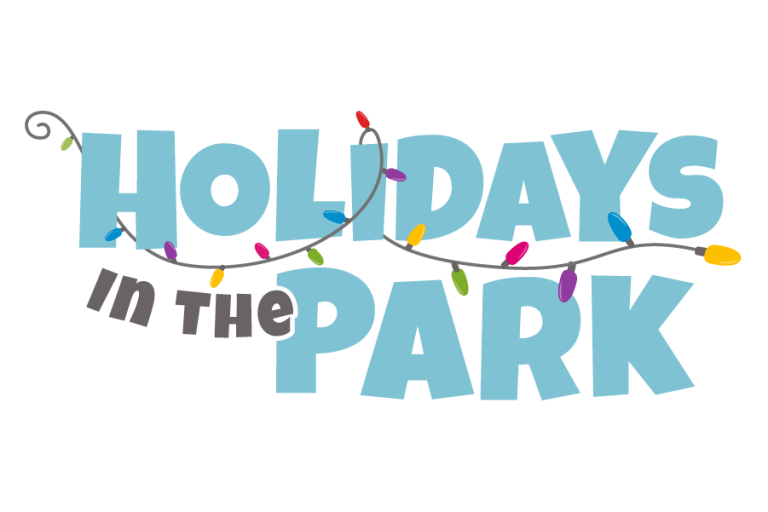 Holidays in the Park graphic