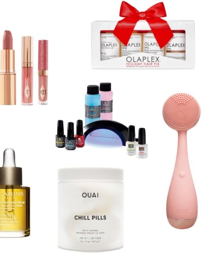 gift guide beauty lover