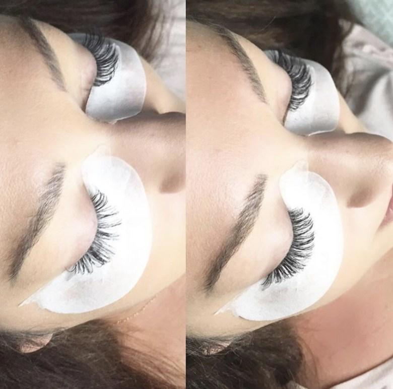 Eyelash Extensions in San Diego