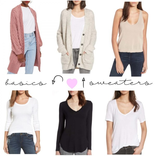 nordstrom anniversary sale tops and sweaters