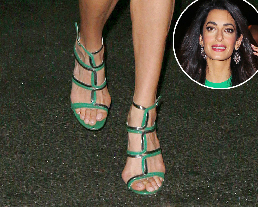 "Penelope Cruz Asked ""ugly Feet"" In Awkward"