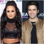 Insta :  Demi Lovato et les échanges les plus coquets de son petit ami Max Ehrich sur Instagram