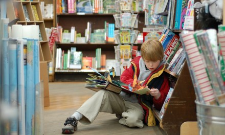 5 Easy Steps to Make Your Child Fall in Love with Books