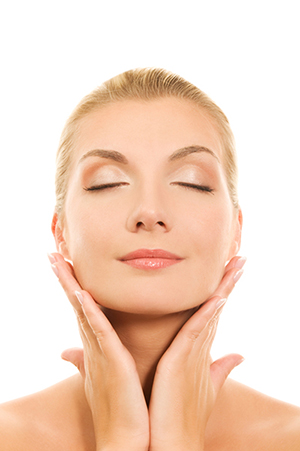 face massage for glowing skin