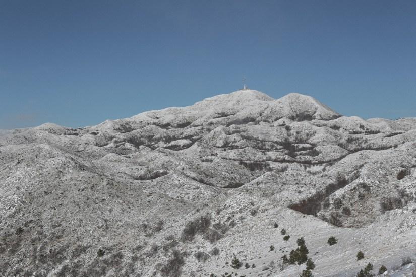 Sv. Jure, highest peak of Biokovo