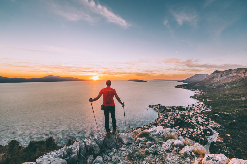 hiking-in-dalmatia