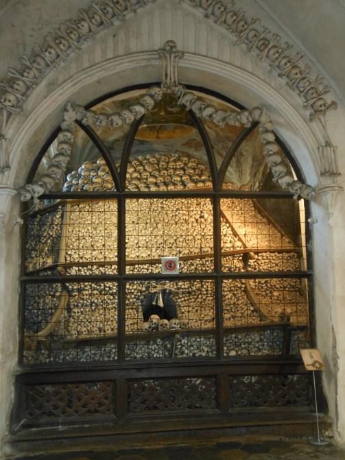church made of bones