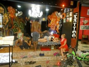 tattoo shop Thailand
