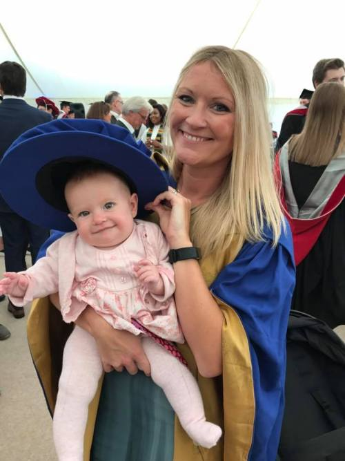 PhD and pregnant