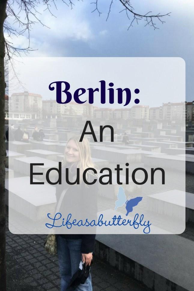 Berlin: An Education