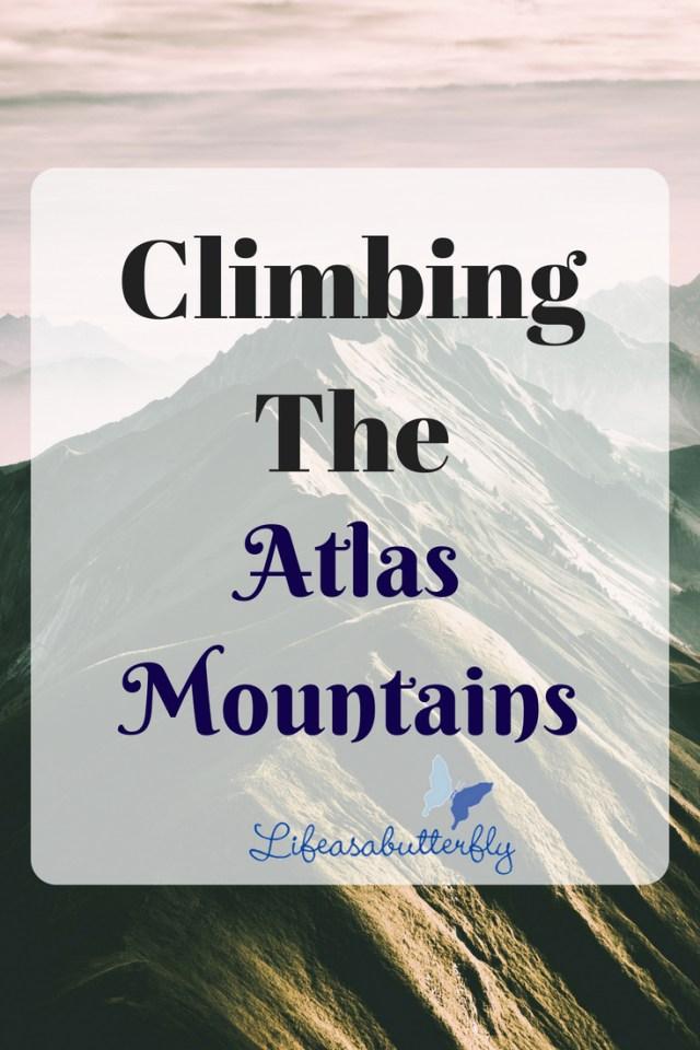 Climbing the Atlas Mountains