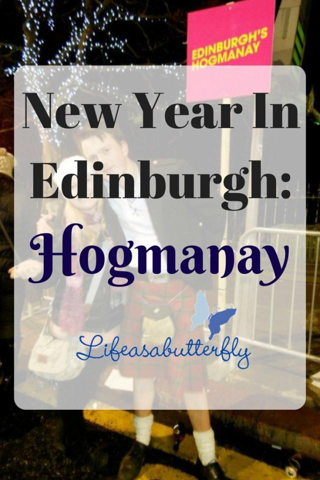 New Year in Edinburgh: Hogmanay