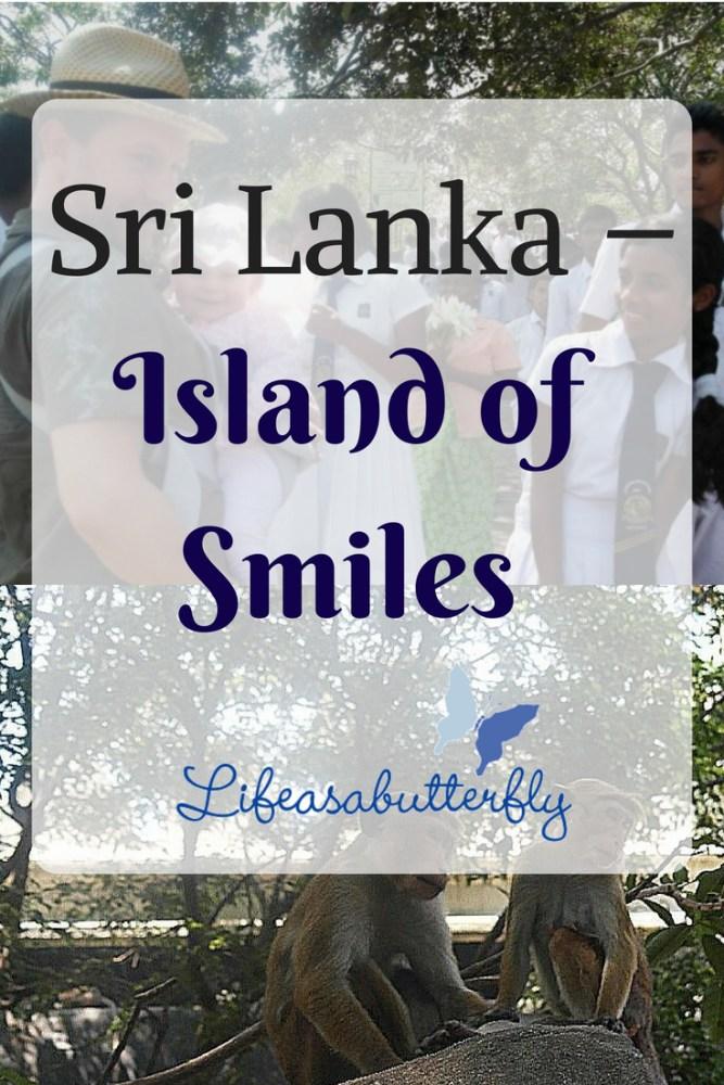 Sri Lanka – Island Of Smiles