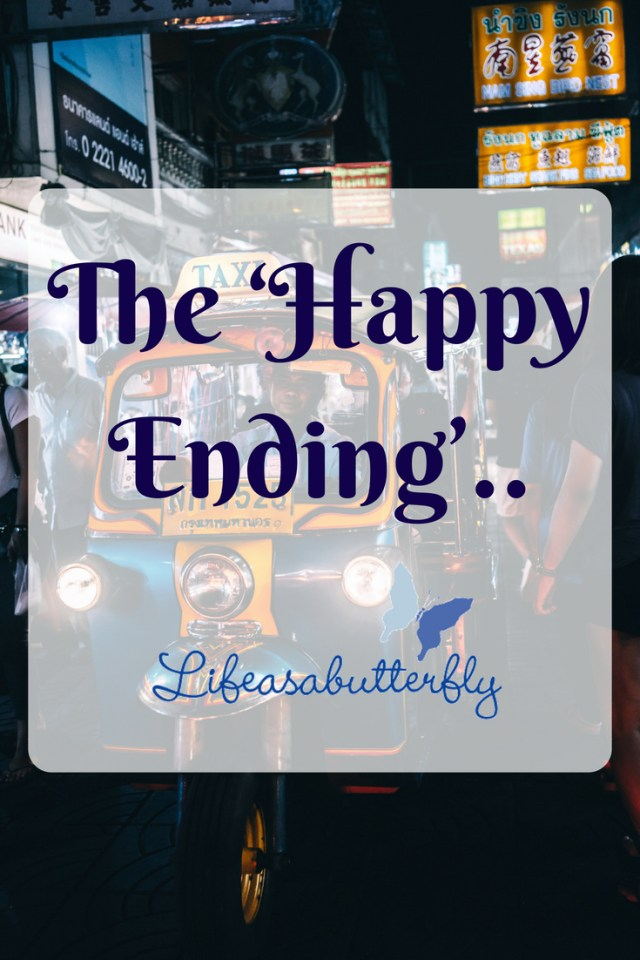 The 'Happy Ending'….