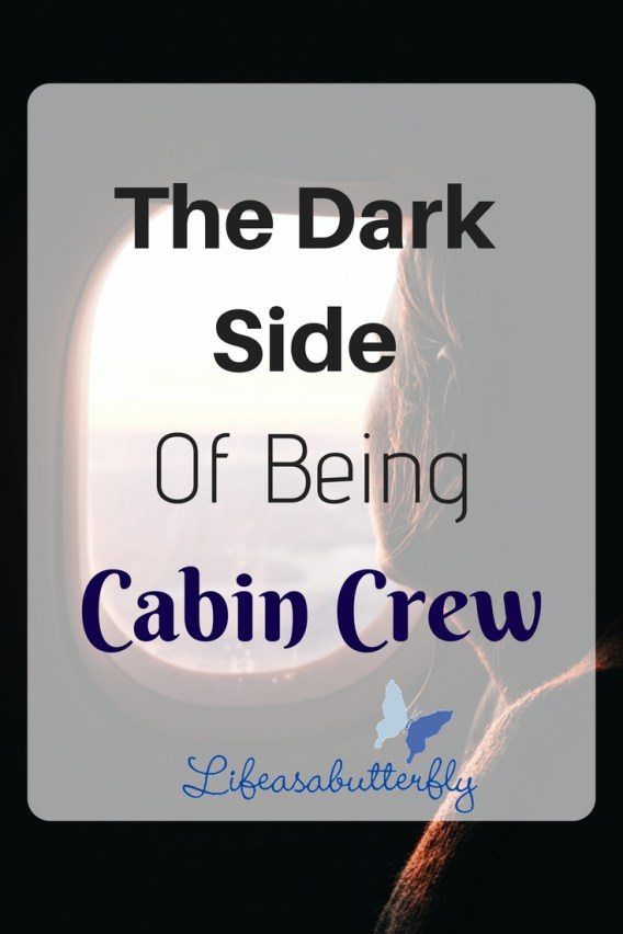 The Dark Side Of Being Cabin Crew