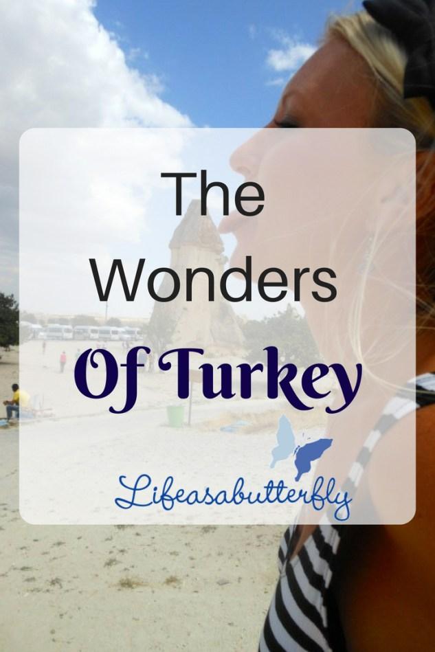 The Wonders Of Turkey