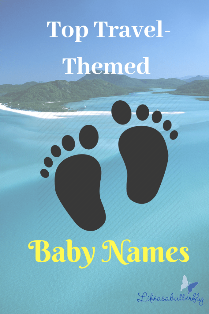 travel-themed baby names
