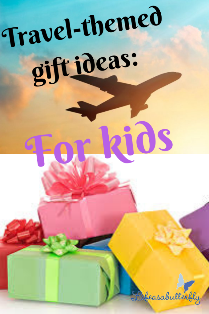 Travel-themed gift