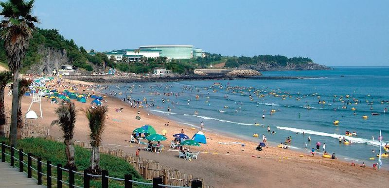 The best beaches in Jeju