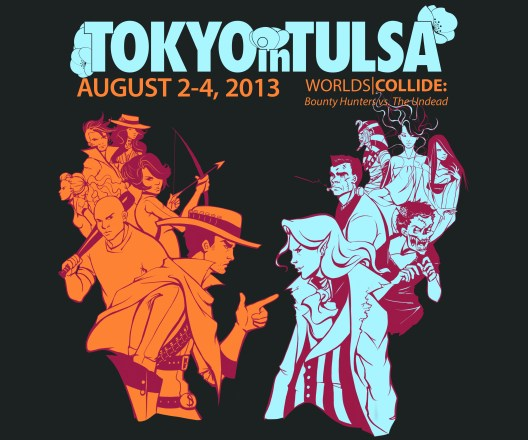 TnT 2013 Convention Shirt