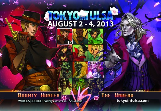 TnT 2013 Postcard - Front