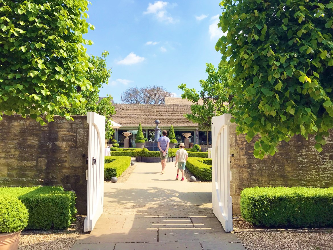 Our little family weekend in the Cotswolds {Part 2}...