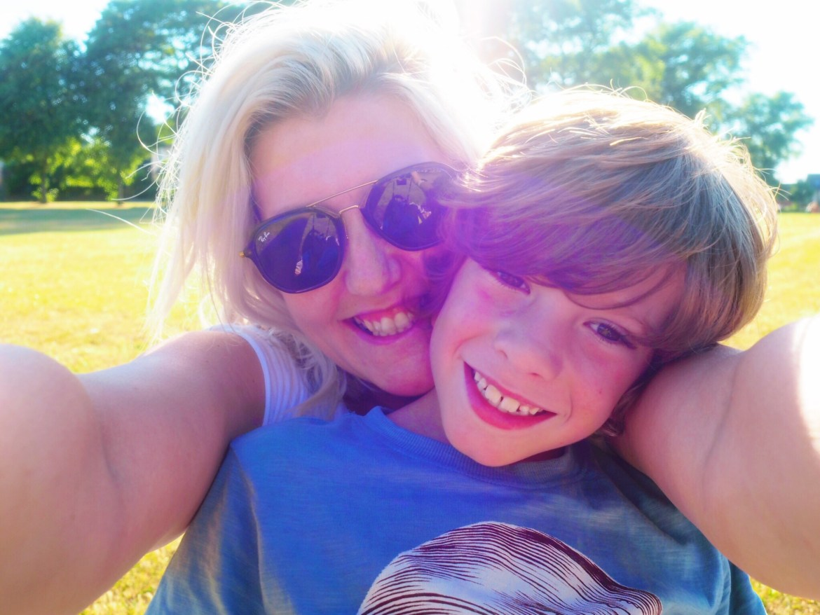 A letter to my boy on your last day at Infants School...
