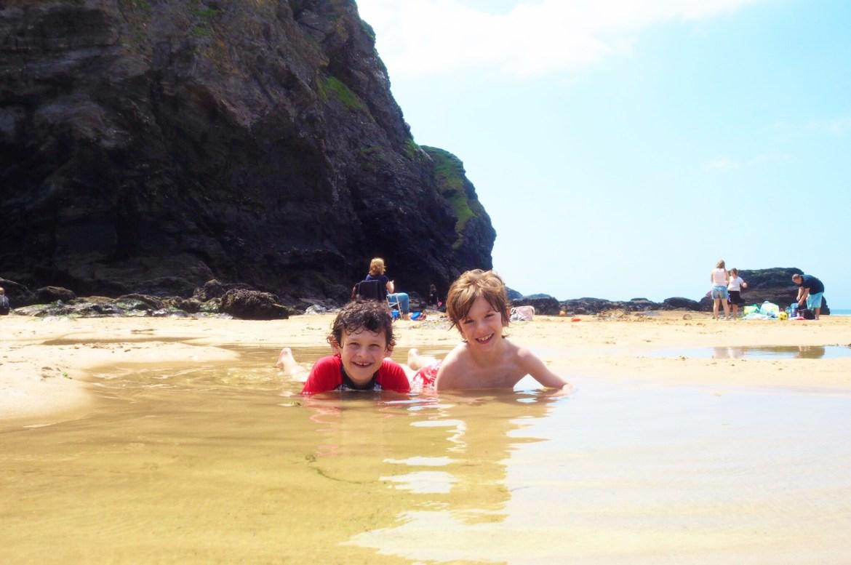 Cornwall Adventures Perranporth Beach