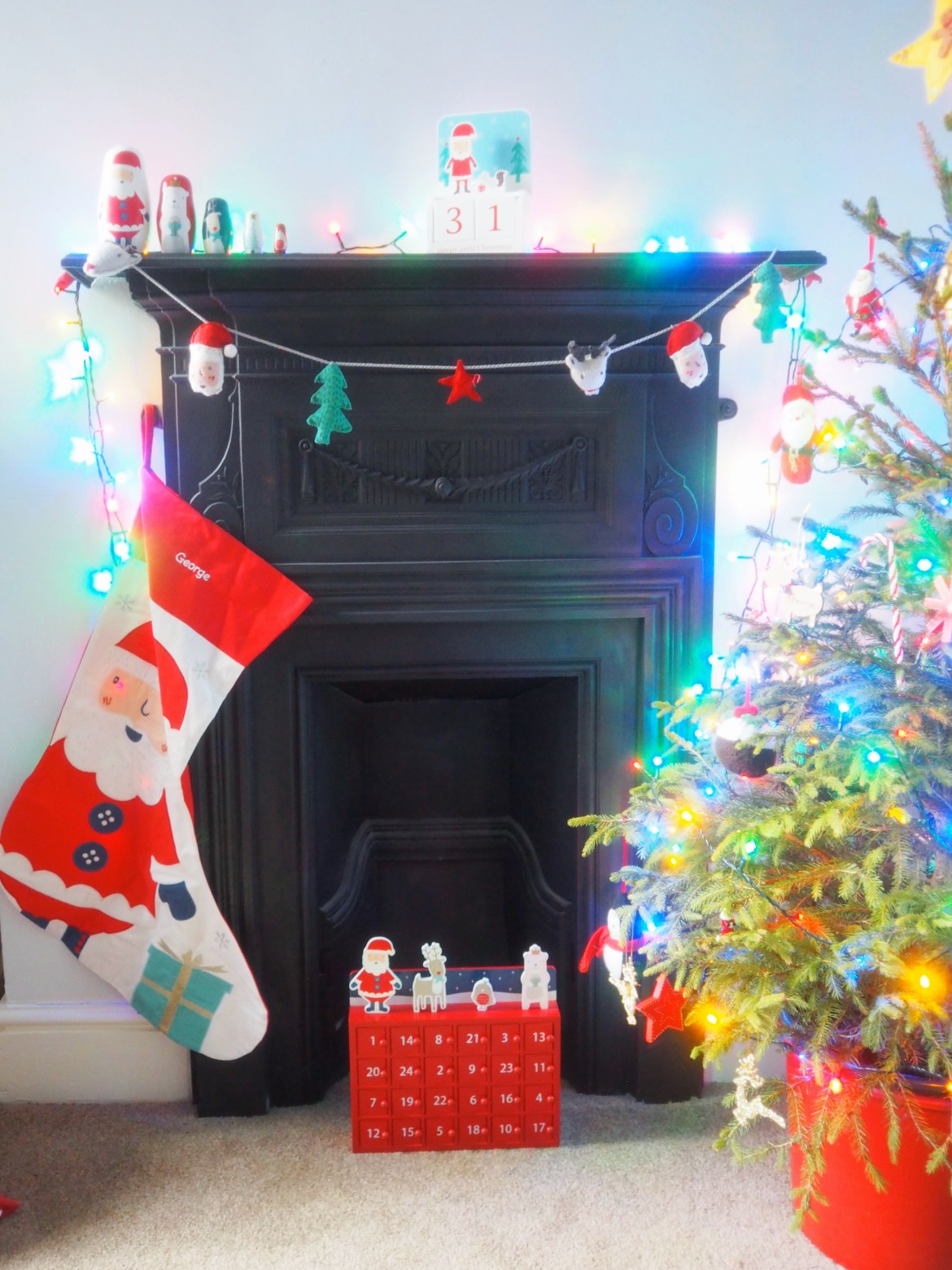 Getting into the festive spirit with Great Little Trading Co