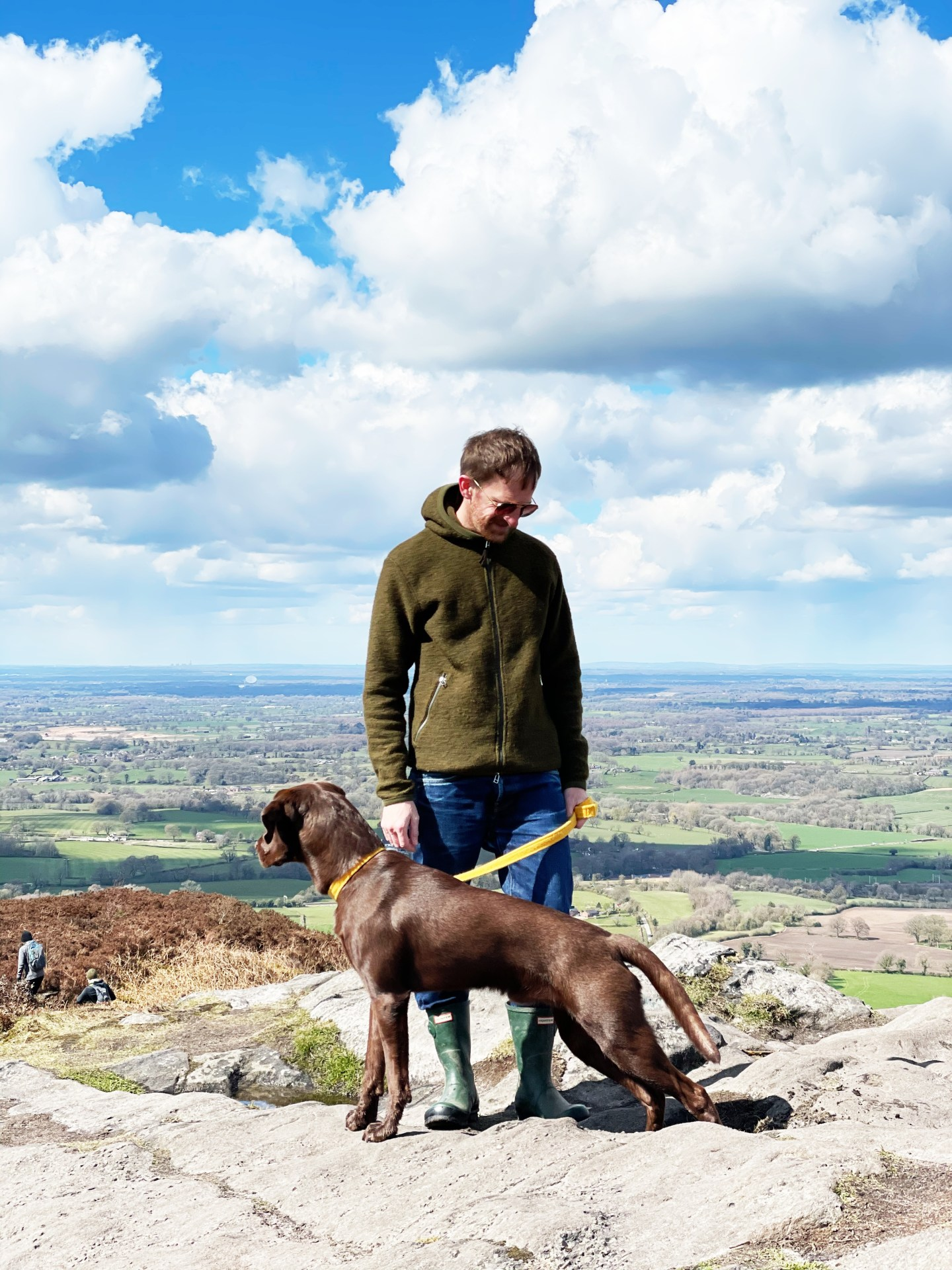 The Cloud - a dog friendly walk in Congleton