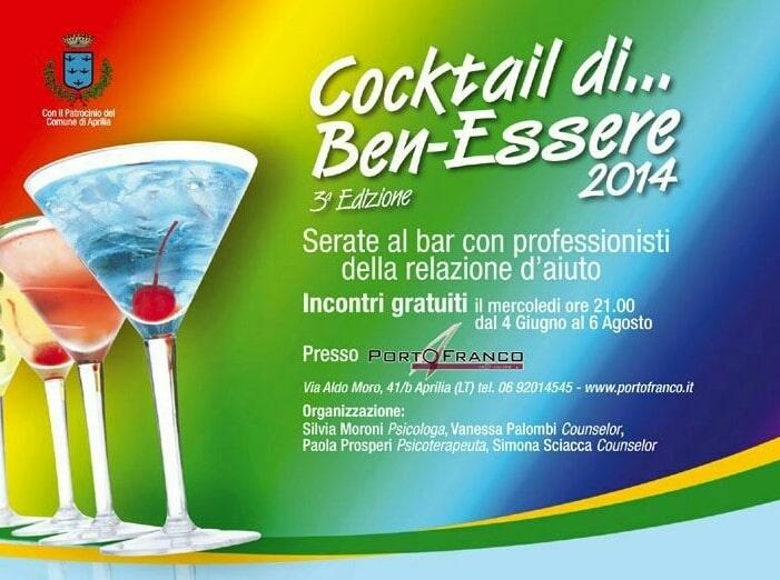 Cocktail di Benessere – Terza edizione