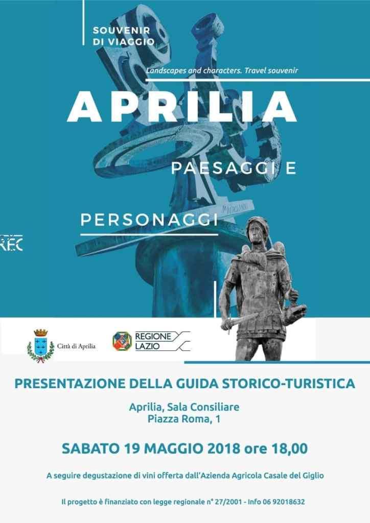 Presentazione Guida Storico-Turistica Aprilia