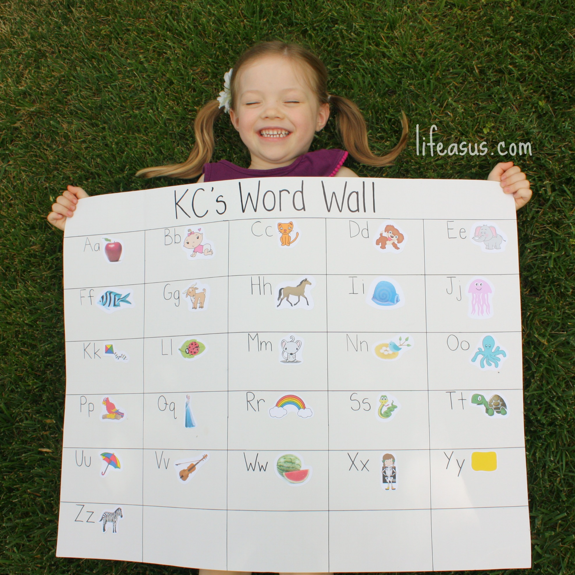 Diy Word Wall
