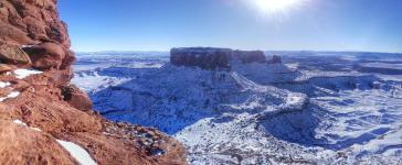Cannyonlands, Utah