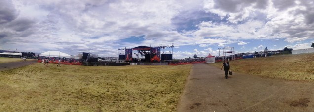 Bigfoot stage